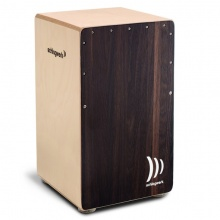 2inOne Cajon Dark Oak