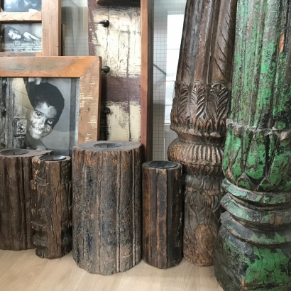 Shabby Chic aus Indischem Recycling Holz